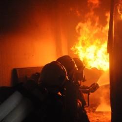 Verhalten bei Bränden
