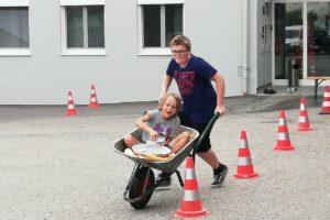 Mdchenfuball - Neue Mittelschule Gro Sankt Florian