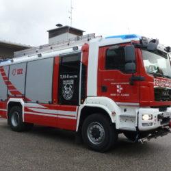 TLFA-B 2000/200 - Tanklöschfahrzeug